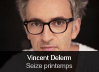 Vincent Delerm - album Seize printemps (Bande originale du film)