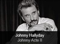 Johnny Hallyday - album Johnny Acte II