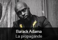 Barack Adama - album La propagande (saison 1)