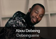 Abou Debeing - album Debeinguerie