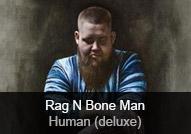 Rag N Bone Man - album Human (Deluxe)