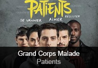Grand Corps Malade - album Patients (Album du film)
