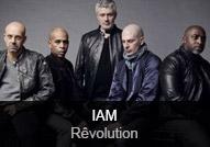 IAM - album Rêvolution