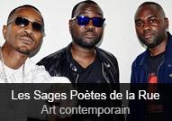 Les Sages Poètes de la Rue - album Art contemporain