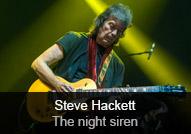 Steve Hackett - album The Night Siren
