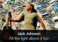Jack Johnson - album All The Light Above It Too