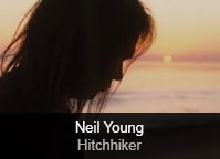 Neil Young - album Hitchhiker