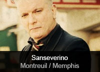 Sanseverino - album Montreuil / Memphis