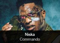 Niska - album Commando