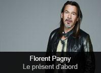 Florent Pagny - album Le présent d'abord