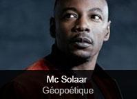 Mc Solaar - album Géopoétique