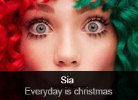 Sia - album Everyday Is Christmas