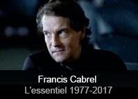 Francis Cabrel - album L'essentiel 1977-2017