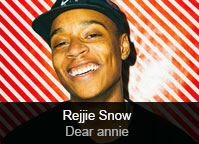 Rejjie Snow - album Dear Annie
