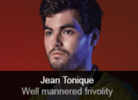 Jean Tonique - album Well Mannered Frivolity