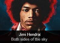 Jimi Hendrix - album Both Sides of the Sky