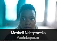 Me'Shell Ndegéocello - album Ventriloquism