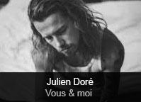 Julien Doré - album Vous & moi