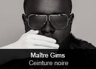 Maître Gims - album Ceinture noire