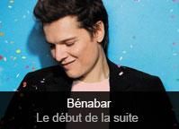Bénabar - album Le Début de la suite