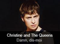 Christine & the Queens - album Damn, dis-moi (feat. Dâm-Funk)