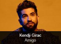 Kendji Girac - album Amigo