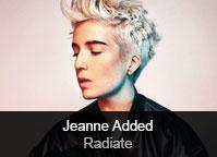 Jeanne Added - album Radiate