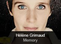 Hélène Grimaud - album Memory