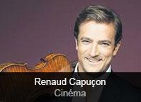 Renaud Capuçon / Divers Composers - album Cinéma
