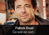 Patrick Bruel - album Ce soir on sort...