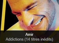 Amir - album Addictions (Deluxe Edition)