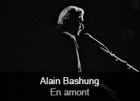 Alain Bashung - album En amont