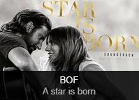Lady Gaga / Bradley Cooper - album A Star Is Born Soundtrack