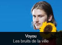 Voyou - album Les bruits de la ville