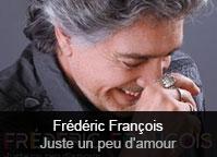 Frédéric François - album Juste un peu d'amour