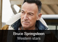 "Bruce Springsteen ""The Boss"" - album Western Stars"