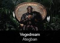 Vegedream - album Ategban