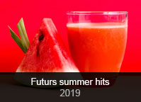 Futurs summer hits 2019
