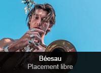 Béesau - album Placement libre