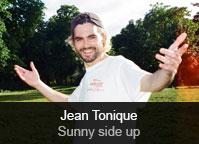 Jean Tonique - album sunny side up