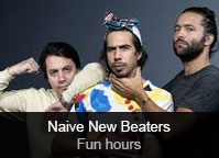 Naive New Beaters - album Fun Hours