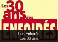 Les Enfoirés - album Les 30 ans des Enfoirés 1989 2019