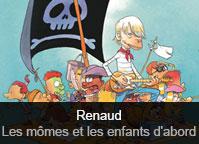 Renaud - album Les mômes et les enfants d'abord