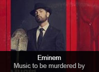 Eminem - album Music To Be Murdered By