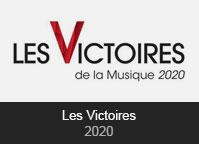 Victoires de la Musique 2020