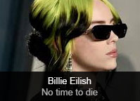 Billie Eilish - album No Time To Die