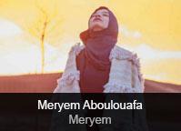 Meryem Aboulouafa - album Meryem
