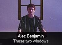 Alec Benjamin - album These Two Windows