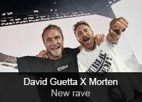 David Guetta / David Guetta X Morten / Morten - album New Rave