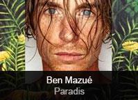 Ben Mazué - album Paradis